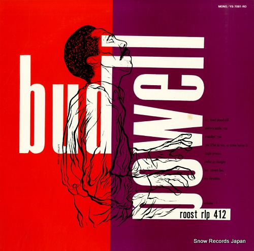 POWELL, BUD bud powell trio, the