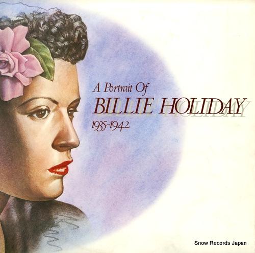 HOLIDAY, BILLIE portrait of billie holiday 1935-1942, a