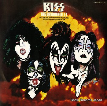KISS originals ii, the