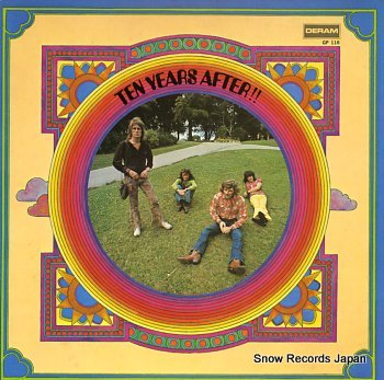 TEN YEARS AFTER s/t
