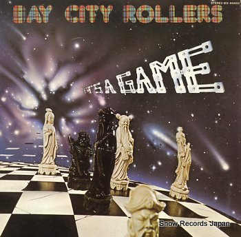 BAY CITY ROLLERS it's a game