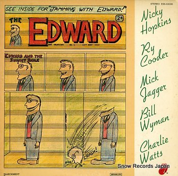 ROLLING STONES, THE jamming with edward