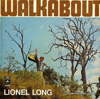 LONG, LIONEL walkabout