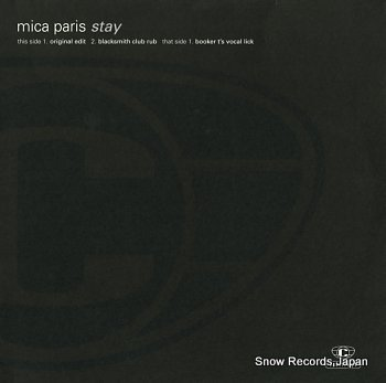 PARIS, MICA stay