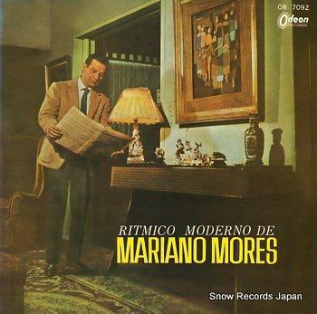 MORES, MARIANO ritmico moderno de