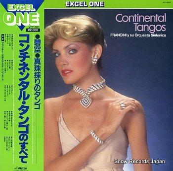 FRANCINI blauer himmel-continental tango
