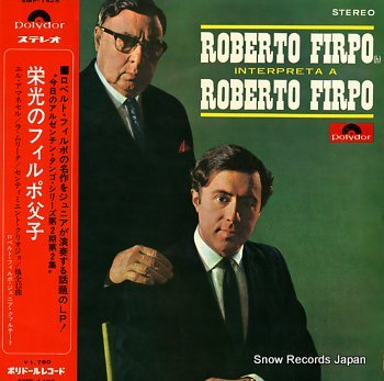 FIRPO, ROBERTO h interpreta a