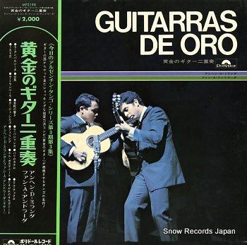 GUITARRAS DE ORO s/t