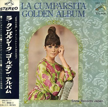 V/A la cumparsita golden album