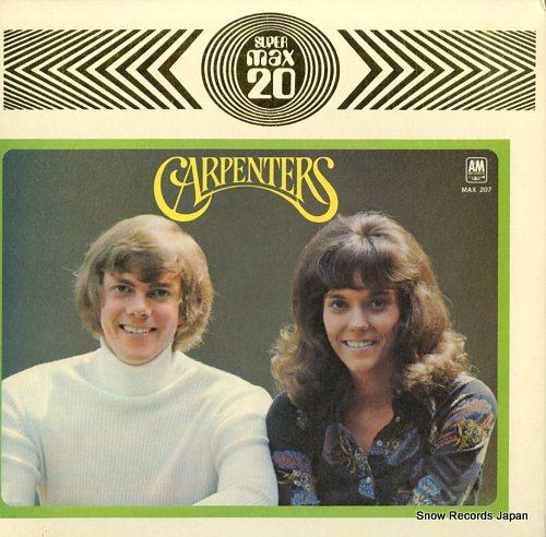 CARPENTERS, THE max 20