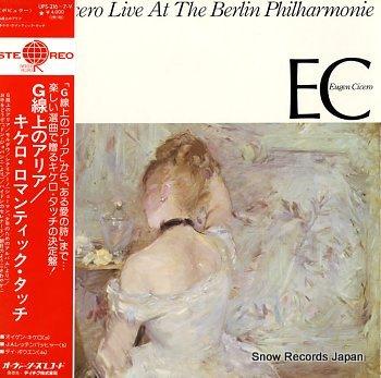 CICERO, EUGEN live at the berlin philharmonie
