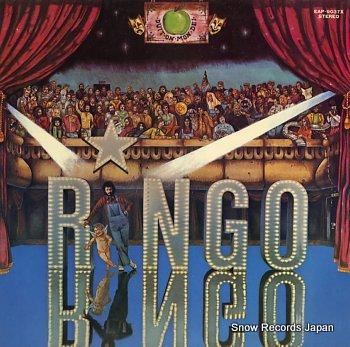 STARR, RINGO ringo