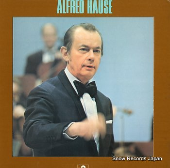HAUSE, ALFRED portrat of alfred hause