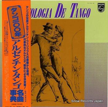 V/A antologia de tango