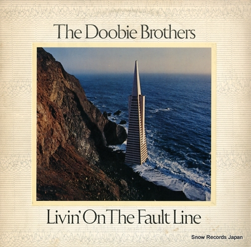 DOOBIE BROTHERS, THE livin' on the fault line