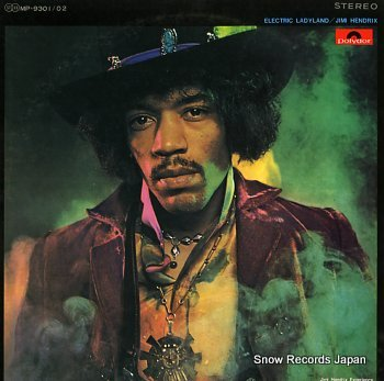 HENDRIX, JIMI electric lady land