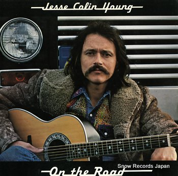 YOUNG, JESSE COLIN on the road