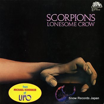 SCORPIONS lonesome crow