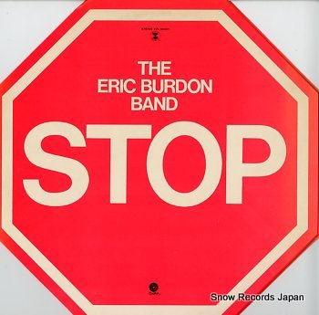 ERIC BURDON BAND, THE stop