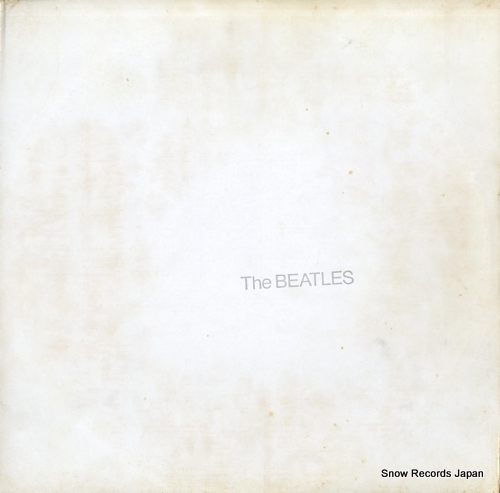 BEATLES, THE white album