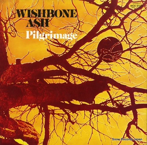 WISHBONE ASH pilgrimage