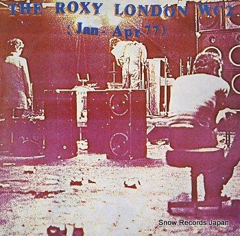 V/A roxy london wc2, the