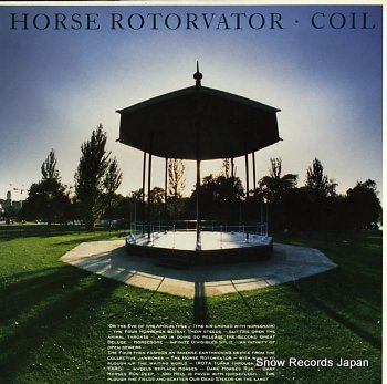 COIL horse rotorvator