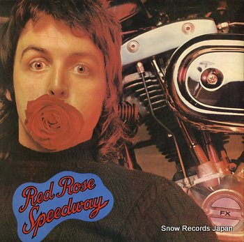 MCCARTNEY, PAUL AND WINGS red rose speedway