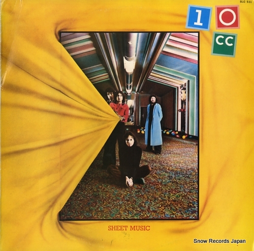 10CC sheet music