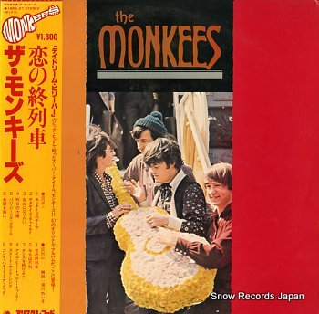 MONKEES, THE s/t