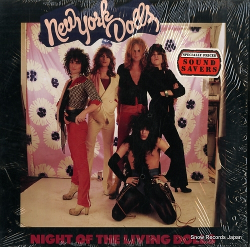 NEW YORK DOLLS night of the living dolls