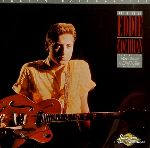 COCHRAN, EDDIE best of eddie cochran, the