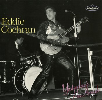COCHRAN, EDDIE yesterday's heartbreak