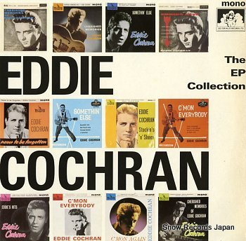 COCHRAN, EDDIE e.p.collection, the