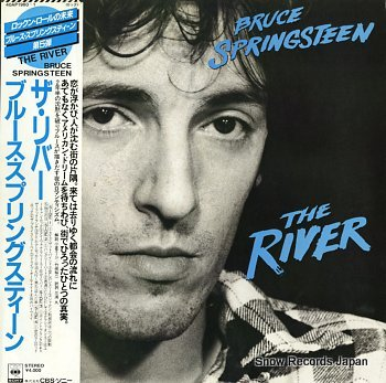 SPRINGSTEEN, BRUCE river, the