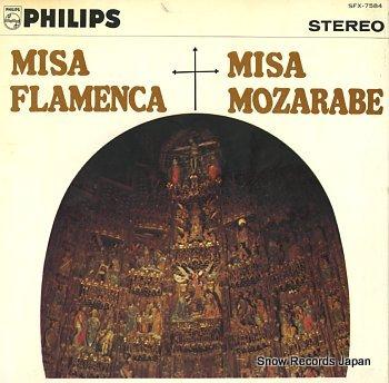 TORREGROSA, JOSE misa flamenca