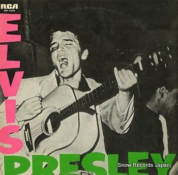 PRESLEY, ELVIS king of rock, the