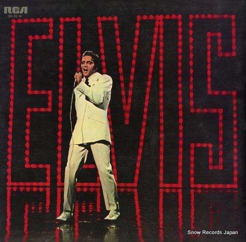 PRESLEY, ELVIS elvis tv special