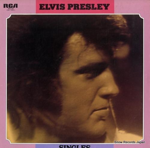 PRESLEY, ELVIS singles