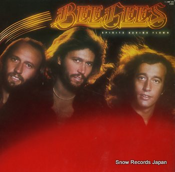 BEE GEES, THE spirits having flown