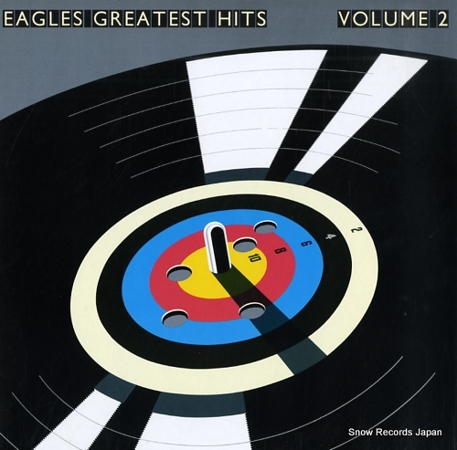 EAGLES greatest hits vol.2