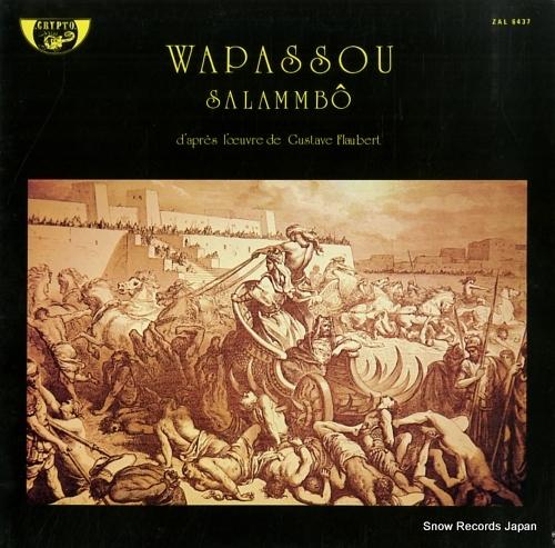 WAPASSOU salammbo