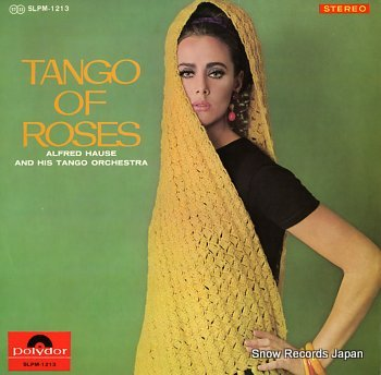 HAUSE, ALFRED AND HIS ORCHESTRA tango of roses