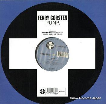 CORSTEN, FERRY punk