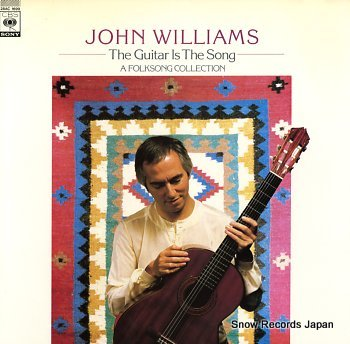 WILLIAMS, JOHN guitar is the song, the