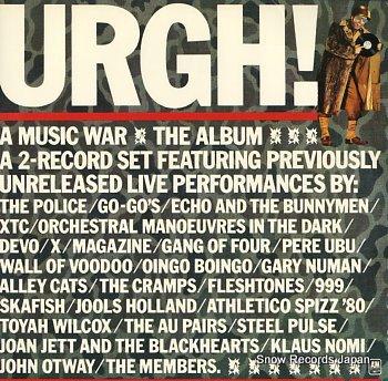 V/A urgh a music war