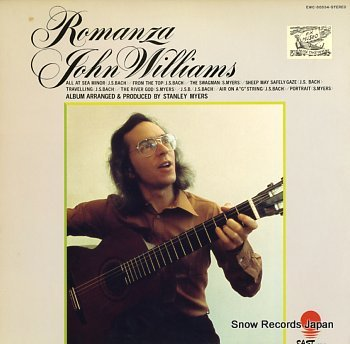 WILLIAMS, JOHN romanza