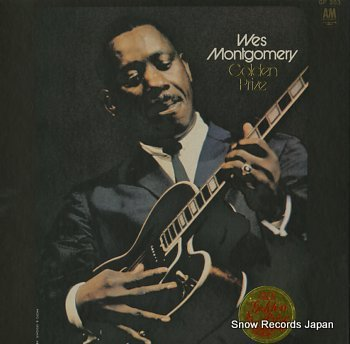 MONTGOMERY, WES golden prize