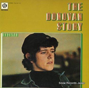 DONOVAN donovan story, the