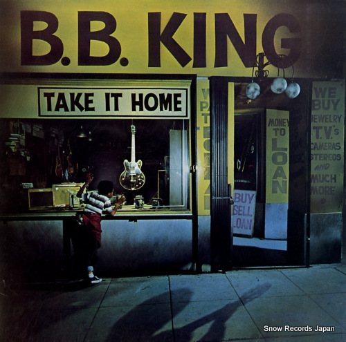 KING, B.B. take it home